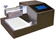 Click for video of AMT� sterile MicroLiter Dispenser